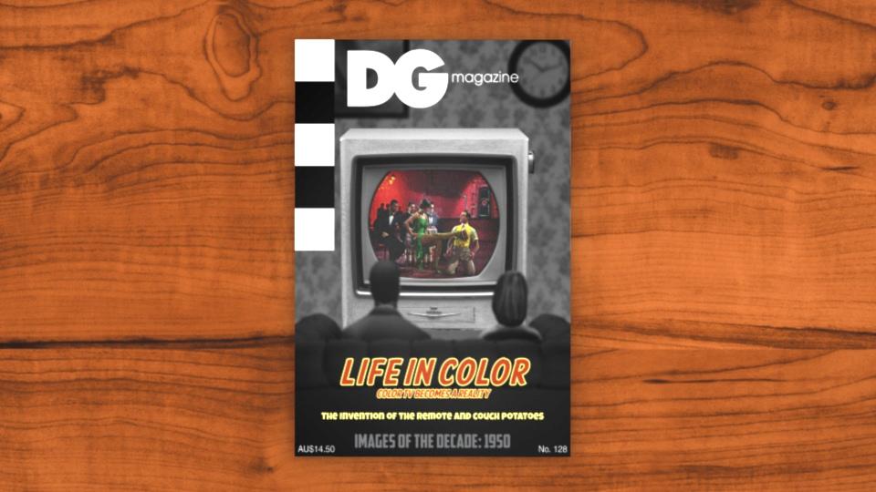 DG Magazine Competition 2017